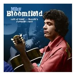 Mike Bloomfield-Late At Night - McCabe's January 1, 1977