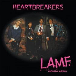 Johnny Thunder And The Heartbreakers-L.A.M.F. Definitive Edition