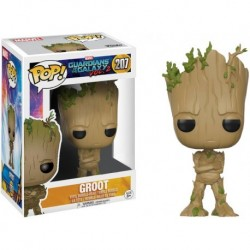 Guardians Of The Galaxy Vol.2-Pop! Groot (207)