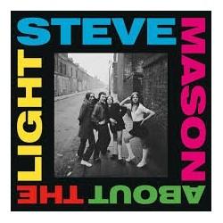 Steve Mason-About The Light
