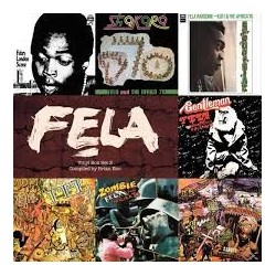 Fela Anikulapo Kuti-Vinyl Box Set 4 Compilated By Erykah Badu