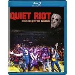 Quiet Riot-One Night In Milan