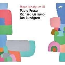Paolo Fresu Richard Galliano Jan lundgren-Mare Nostrum III