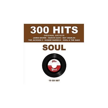 Soul / Funky Artisti Vari-300 Hits Soul