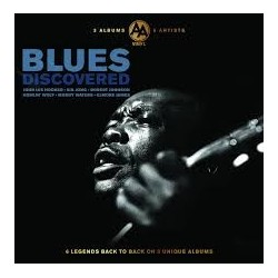 Blues Artisti Vari-Blues Discovered