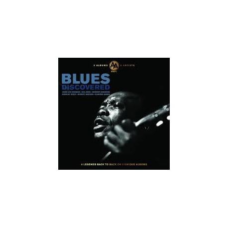Blues Artisti Vari-Blues Discovered