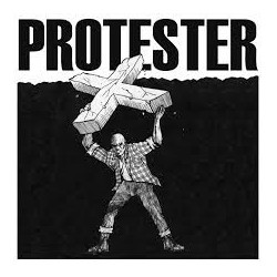 Protester-Watch Them Fall
