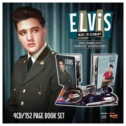 Elvis Presley-Elvis Made In Germany (The Complete Private Recordings)