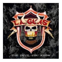 L.A. Guns-Devil You Know