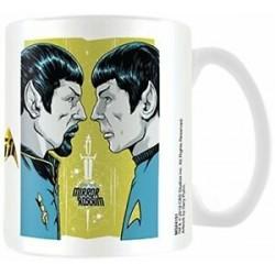 Star Trek-Spock Mirror Mug (Tazza)