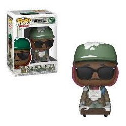 Trading Places-Pop! Movies Special Agent Orange (676)