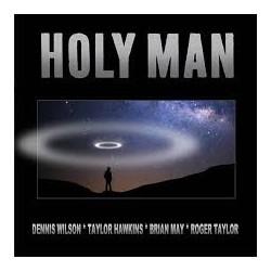 Dennis Wilson, Taylor Hawkins, Brian May & Roger Taylor-Holy Man