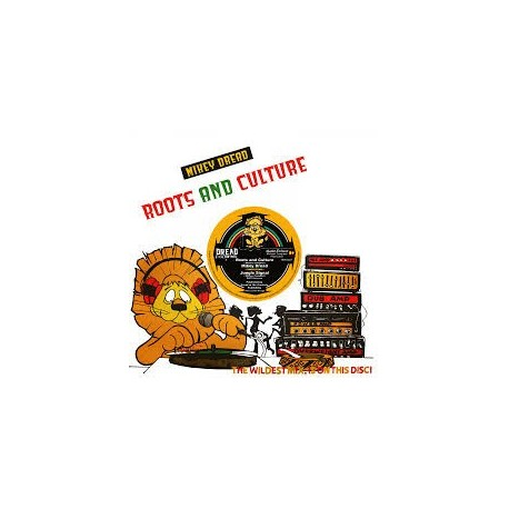 Mickey Dread-Roots And Culture