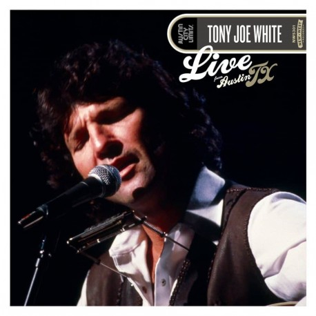 Tony Joe White-Live From Austin Tx