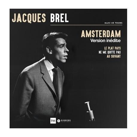 Jacques Brel-Amsterdam