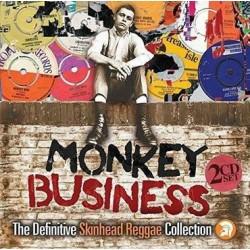 Reggae Artisti Vari-Monkey Business (The Definitive Skinhead Reggae Collection)