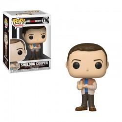 Big Bang Theory-Pop! Television Sheldon Cooper (776)