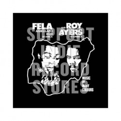 Fela Anikulapo Kuti & Roy Ayers-Music Of Many Colours