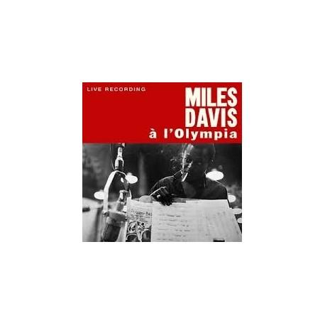 Miles Davis-A L'Olympia