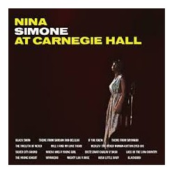 Nina Simone-At Carnegie Hall