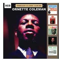 Ornette Coleman-Timeless Classic Albums