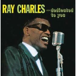 Ray Charles-Dedicated To You