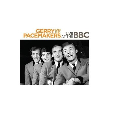 Gerry & the Pacemakers-Live At The BBC