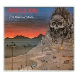 Manilla Road-Courts Of Chaos