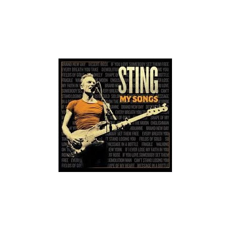 Sting-My Songs