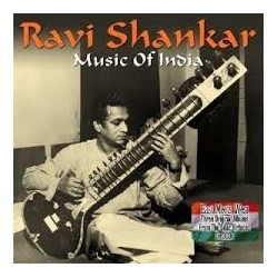 Ravi Shankar-Music Of India
