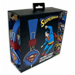 Superman-Teen headphone ( Cuffie ) Vintage Logo
