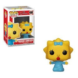 Simpsons-Pop! Television Maggie Simpsons (498)