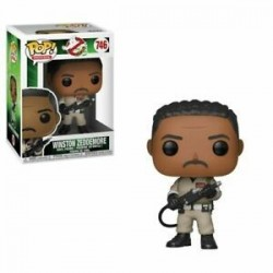 Ghostbusters-Pop! Movies Winston Zeddemore (746)