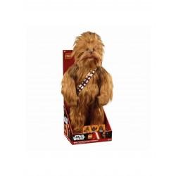 Star Wars-Chewbacca Mega Poseable talking Plush