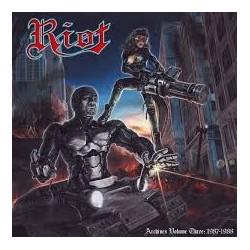 Riot-Archives Volume 3:1987-1988