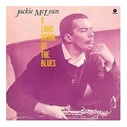 Jakie McLean-A Long Drink Of The Blues