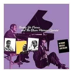 Buddy De Franco-And Oscar Peterson Quartet