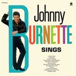 Johnny Burnette-Sings