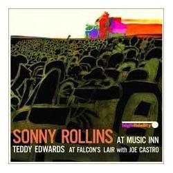 Sonny Rollins-At Music Inn Teddy Edwards