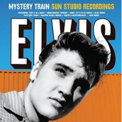 Elvis Presley-Mistery Train Sun Studio Recording