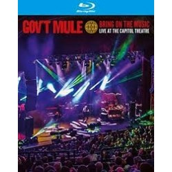 Gov't Mule-Bring On The Music