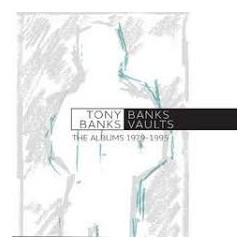 Tony Banks-Banks Vaults Albums 1979-1995