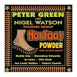Peter Green-Hot Foot Powder
