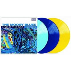 Moody Blues-Live At The BBC 1967-1970