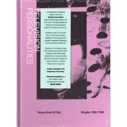 Television-Personalities Some Kind Of Happening Singles 1990-1994