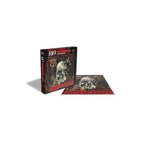Slayer-South Of Heaven 500 Pieces Puzzle