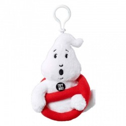 Ghostbusters-Talking Plush Keychain No Ghost