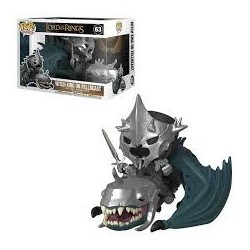 Lord Of The Ring-Pop! Witch King On Fellbeast ( 63 )