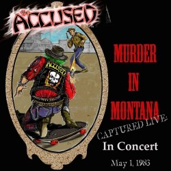 Accused-Murder In Montana