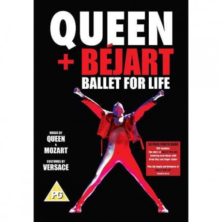 Queen+Bejart-Ballet For Life